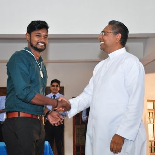 Mithun M, Asst. Professor, Dept. of Physical Education, Representing Kerala Senior South Zone Soft Ball Championship Held at Goa and Secure SILVER Medal 2