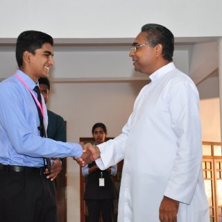 Riju Varghese 1HM ,Inter College Athletic High Jump, 3rd Prize
